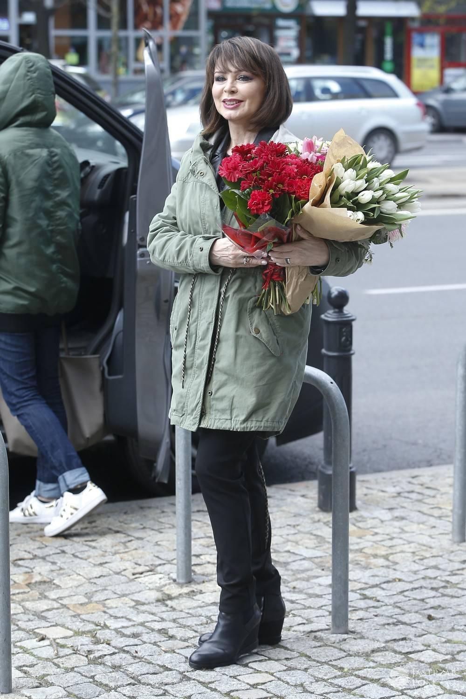 Izabela Trojanowska - Dzień Dobry TVN, 22 kwietnia 2017
