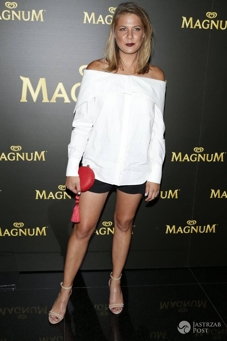 Marta Wierzbicka - pokaz La Mania dla Magnum - 25.04.2017