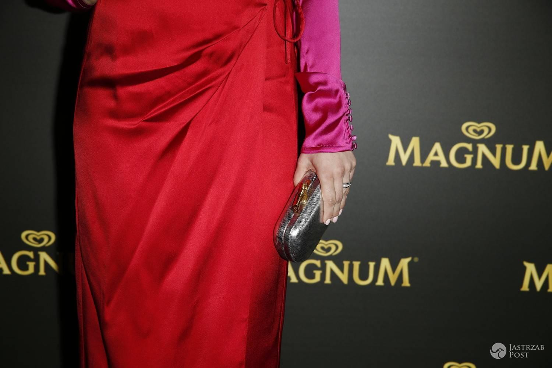 Małgorzata Socha srebrne puzderko