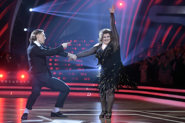 Dominika Gwit odpadła w ćwierćfinale Tańca z gwiazdami 7