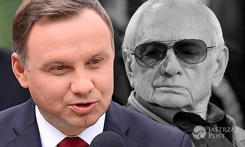 Andrzej Duda o śmierci Witolda Pyrkosza