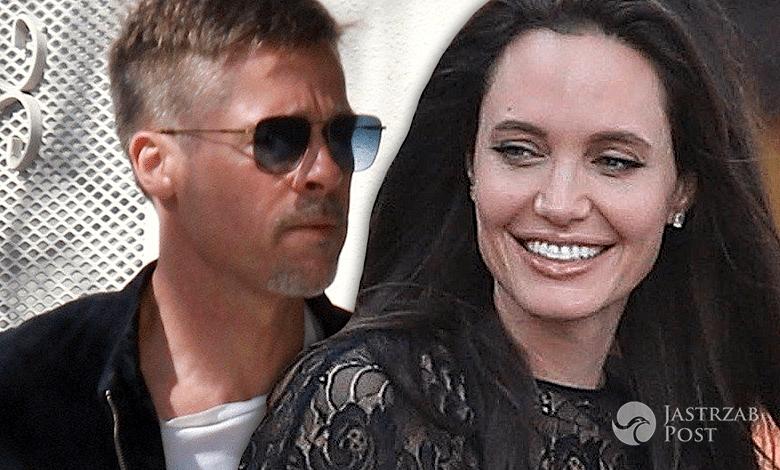 Czwarty ślub Angeliny Jolie