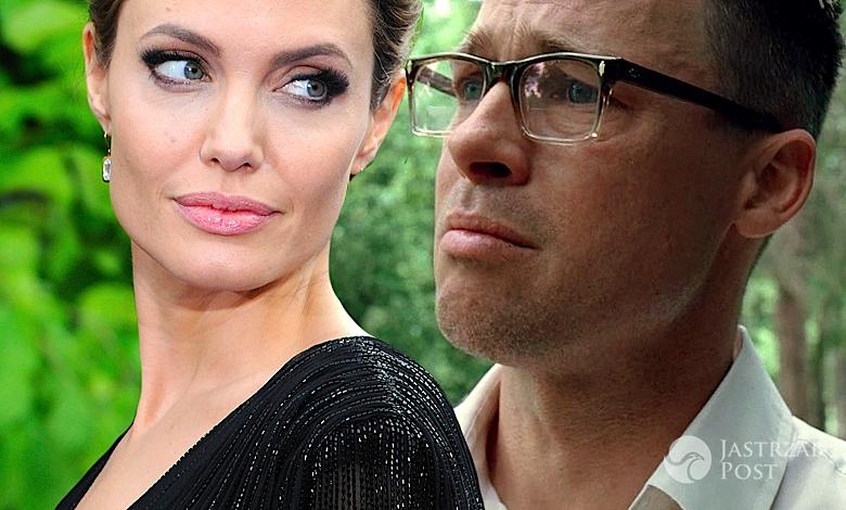 Angelina Jolie rzuca klątwy na Brad Pitt