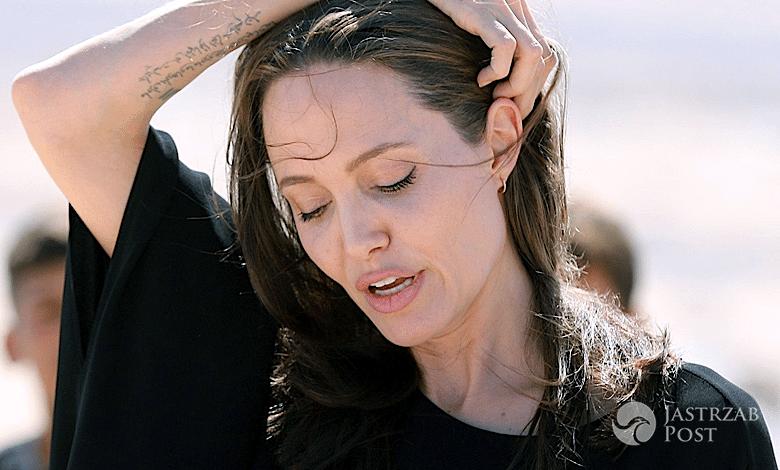 Angelina Jolie rezygnuje z aktorstwa