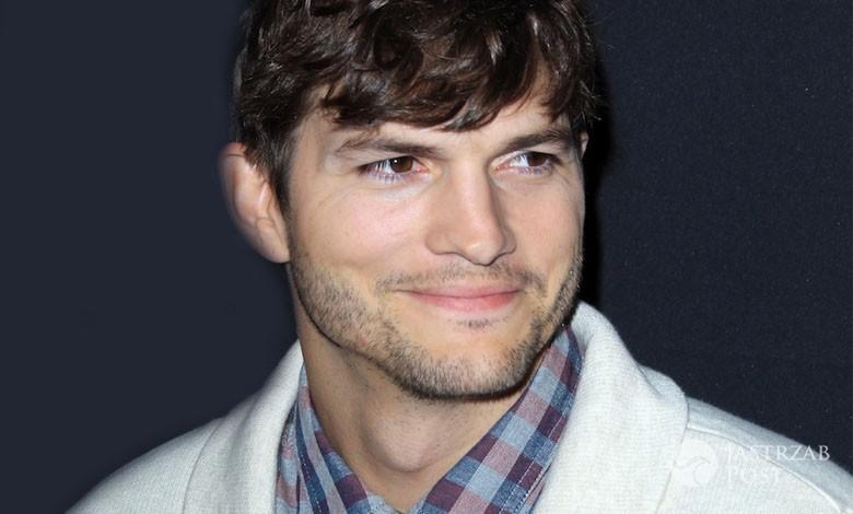 Ashton Kutcher o bracie bliźniaku