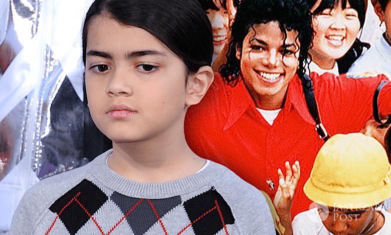 Blanket Jackson, syn Michaela Jacksona