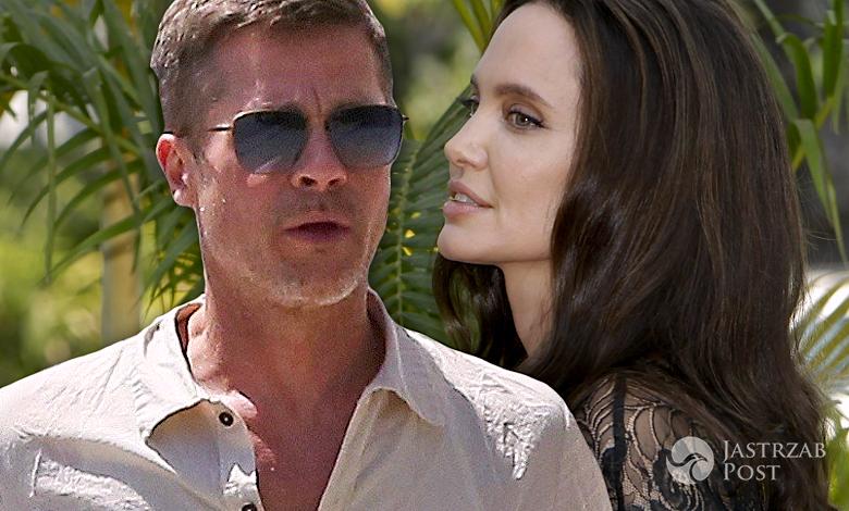 Brad Pitt i Angelina Jolie plotki o rozwodzie