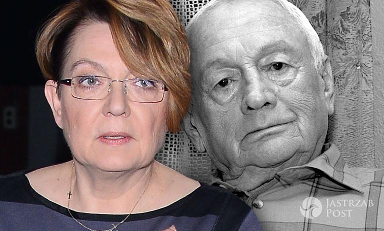Krystyna Czubówna o śmierci Witolda Pyrkosza