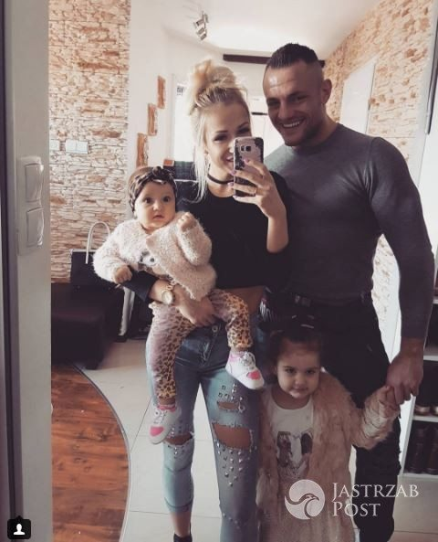 Eliza Wesołowska pokazała rodzinne zdjęcie
