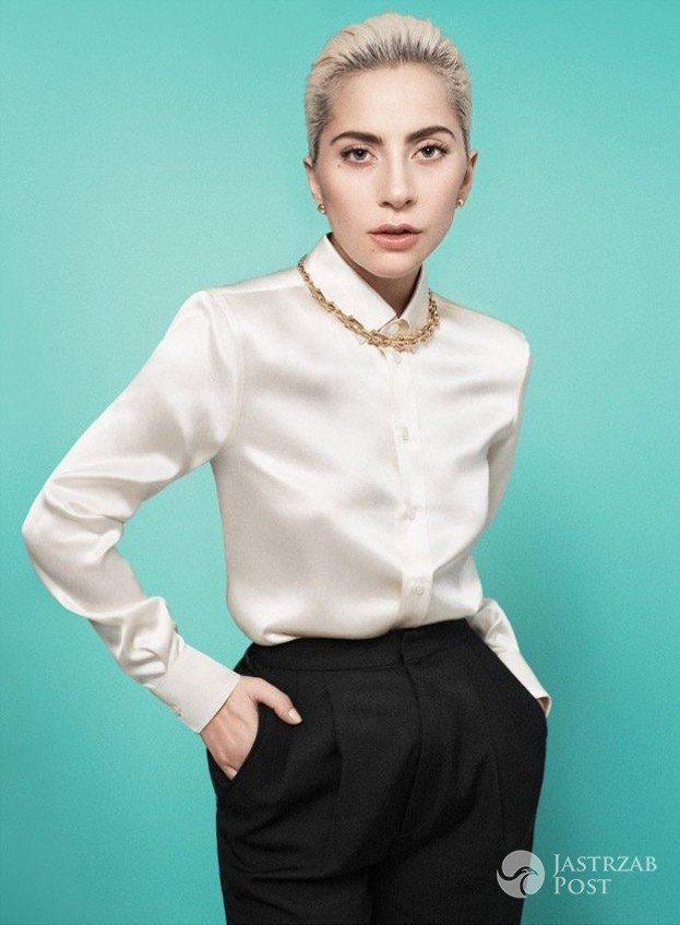 Lady Gaga w reklamie Tiffany