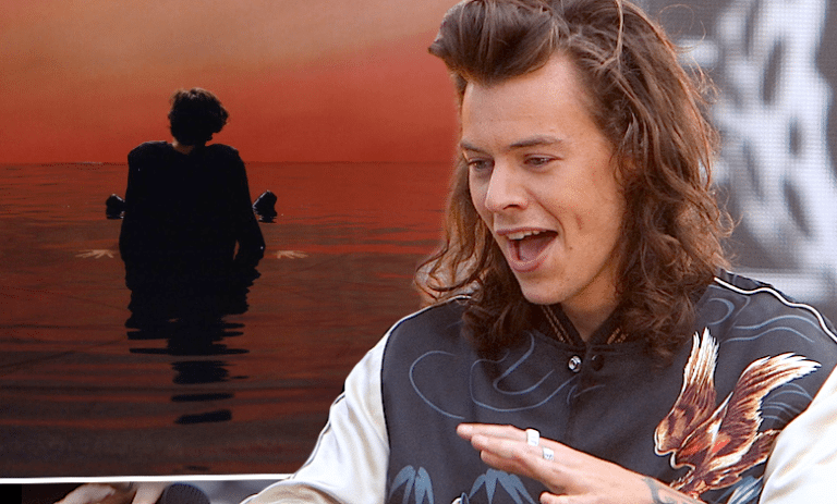 Harry Styles Sign of the times piosenka