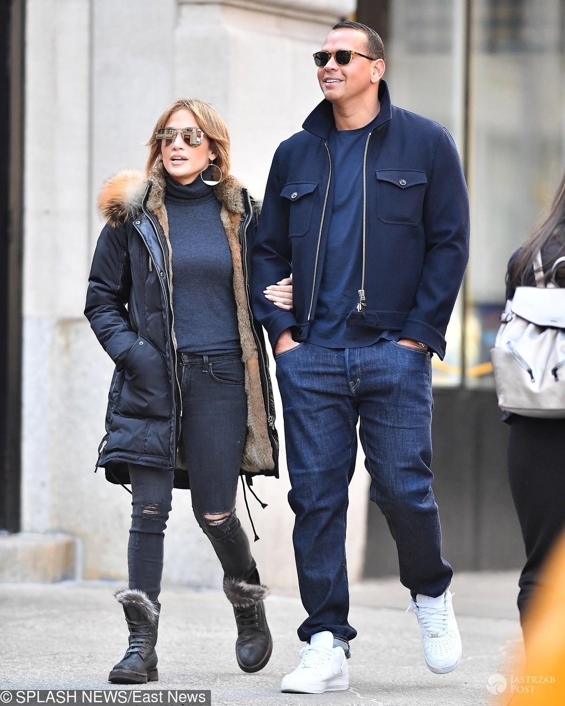Jennifer Lopez i Alex Rodriguez są parą