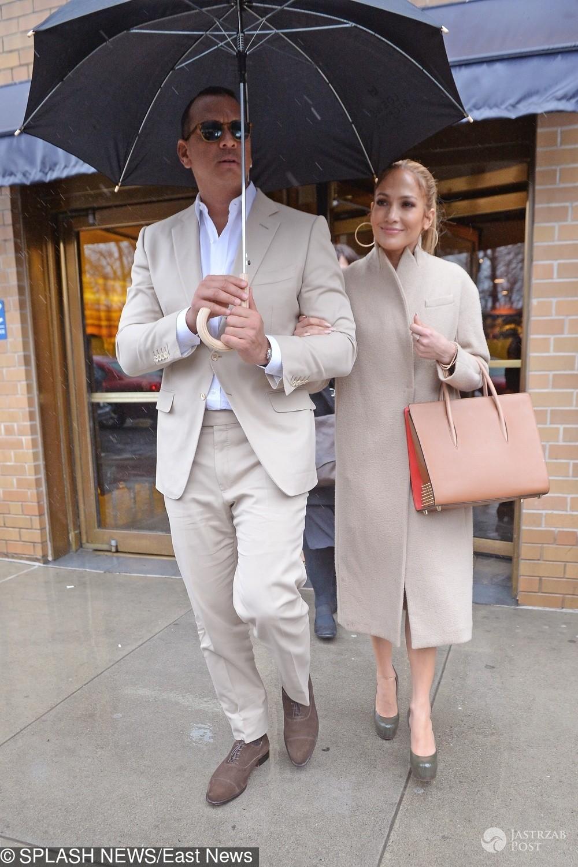 Alex Rodriguez potwierdził związek z Jennifer Lopez