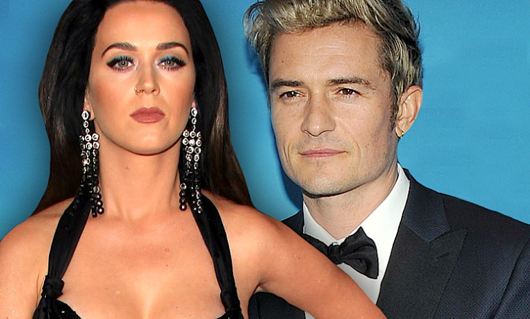 Orlando Bloom o rozstaniu z Katy Perry