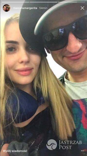 Misiek Koterski i Marcela Leszczak na wakacjach w Izraelu