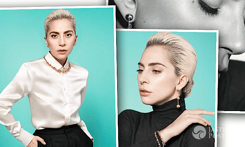 Lady Gaga dla Tiffany sesja