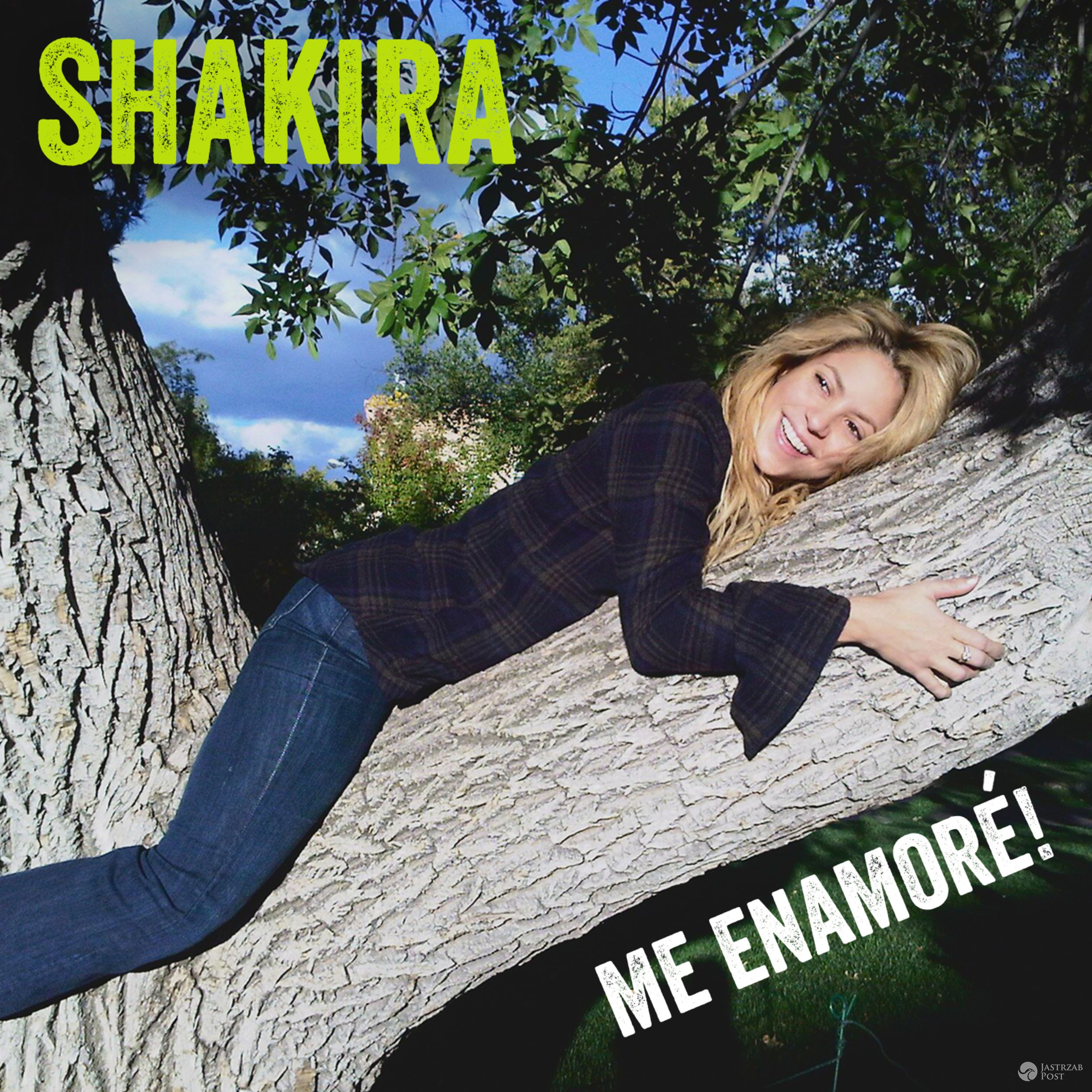Shakira Me enamore I Fell In Love piosenka