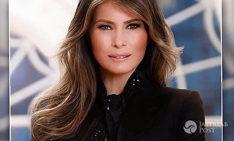Melania Trump marynarka dolce gabbana