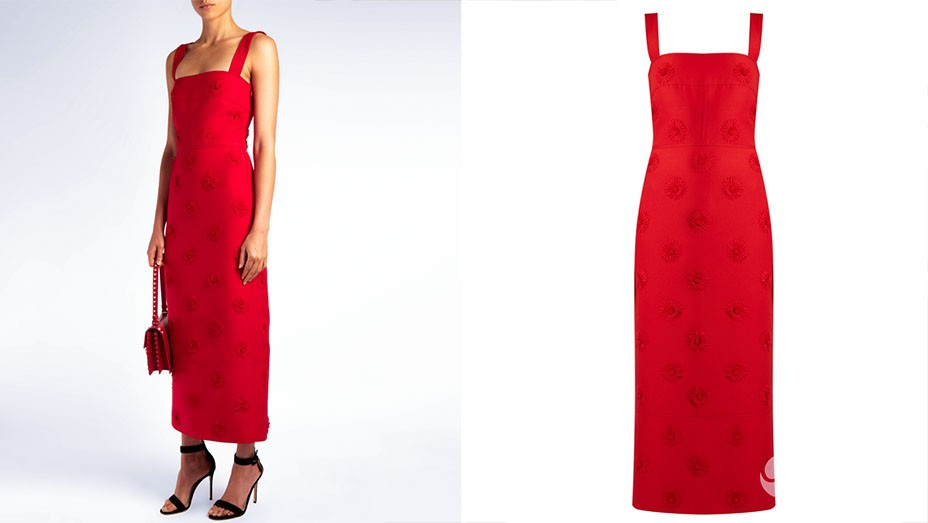 Oryginalna wersja sukienki Valentino Melanii Trump