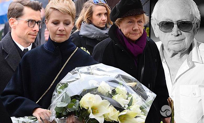 Pogrzeb Witolda Pyrkosza gwiazdy, zdjęcia