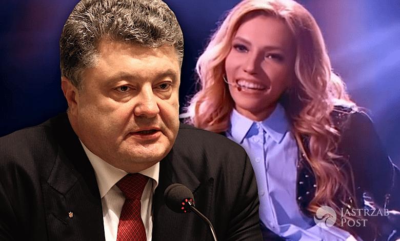 Prezydent Ukrainy o Rosji na Eurowizji 2017