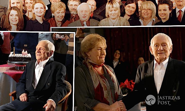 Witold Pyrkosz 90 urodziny