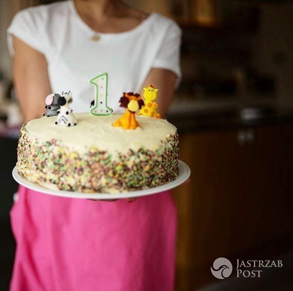 Agnieszka Sienkiewicz świętuje urodziny córki Zosi