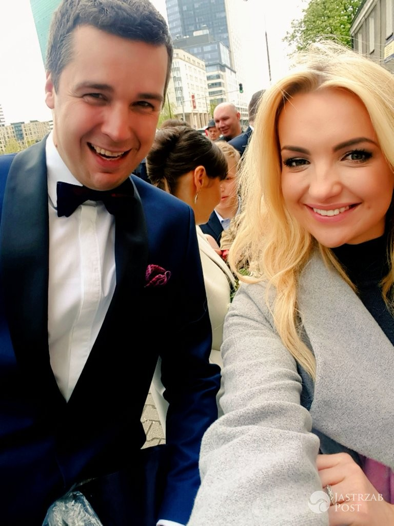 Michał Radoń i Katarzyna Gójska-Hejke wzięli ślub
