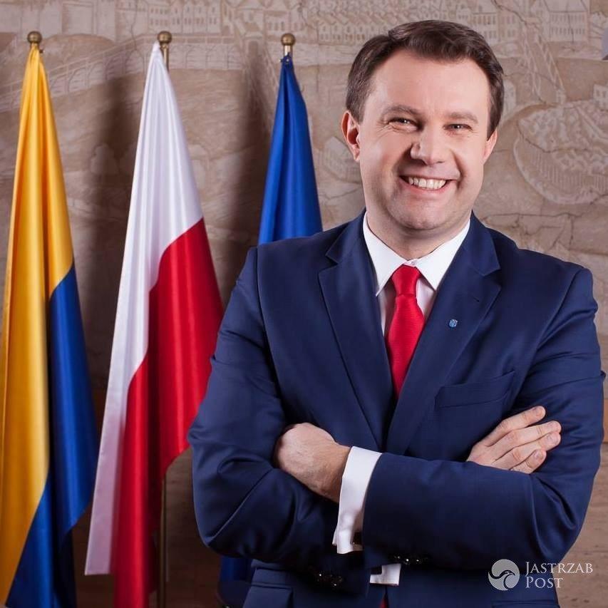 Arkadiusz Wiśniewski - prezydent Opola
