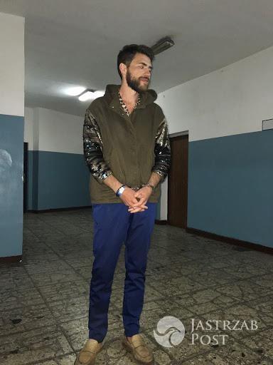 Witalij Sediuk może skończyć w więzieniu za pokazanie tyłka na występie Jamali