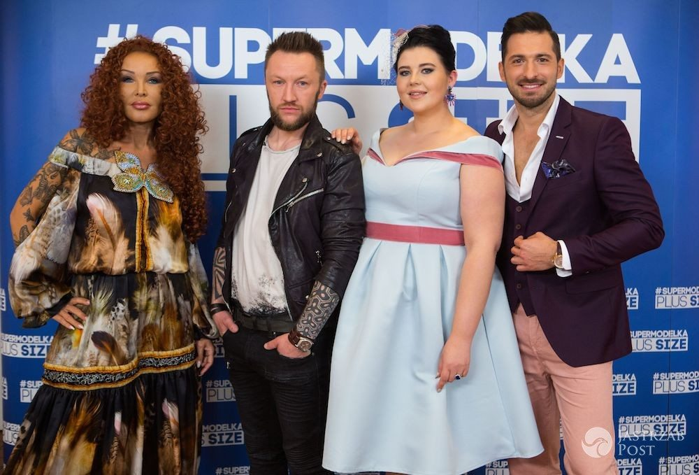 Supermodelka Plus Size jury
