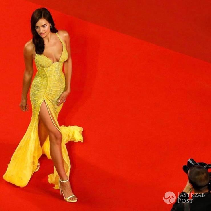 Irina Shayk Cannes 2017