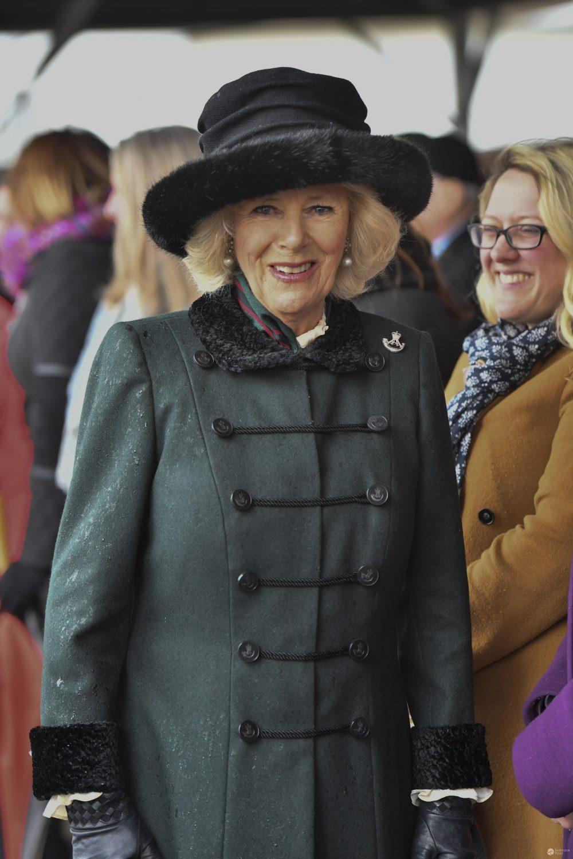 Księżna Camilla opowiedziała o początku swojego związku z księciem Karolem