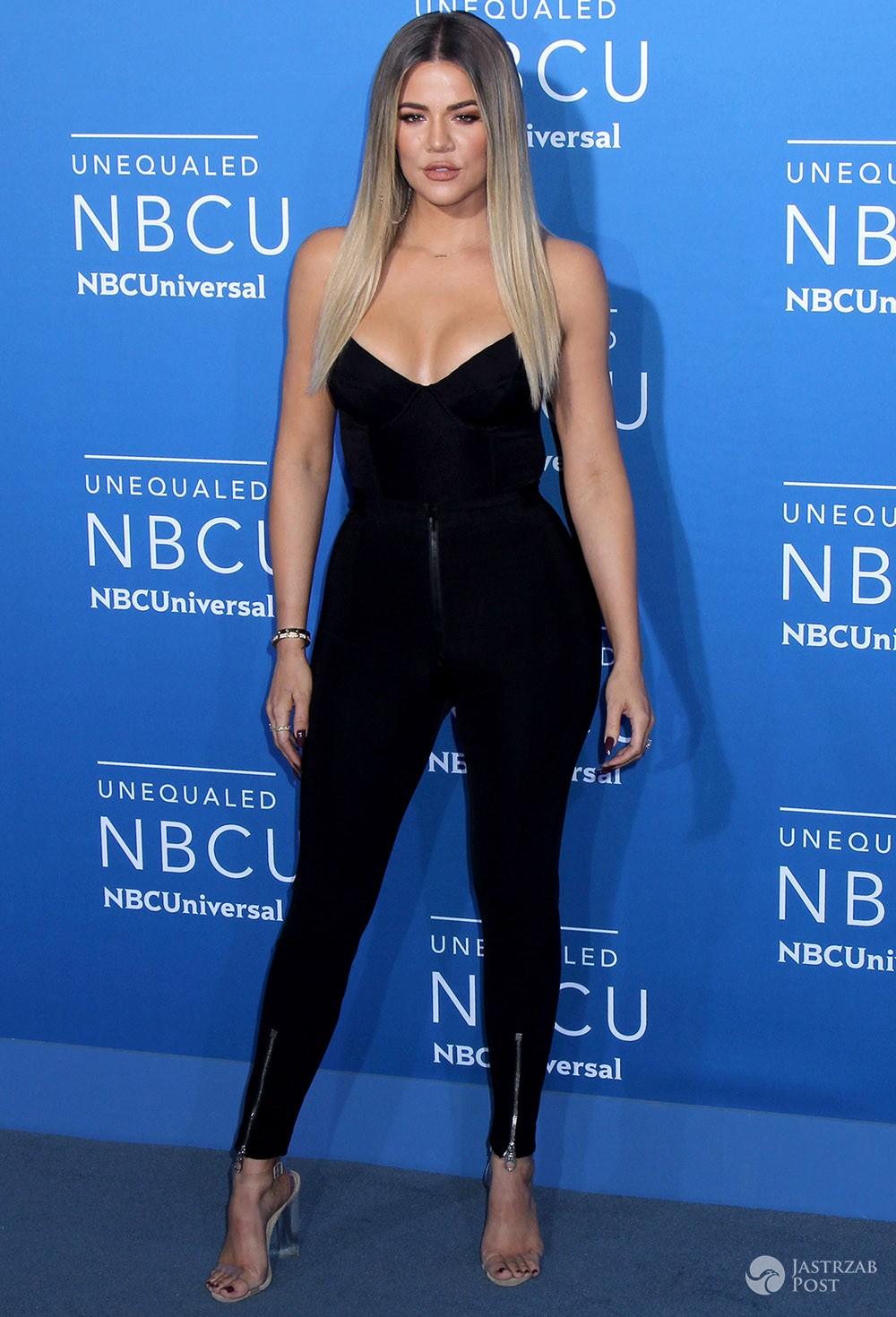 Khloe Kardashian NBCUniversal 2017 Upfront