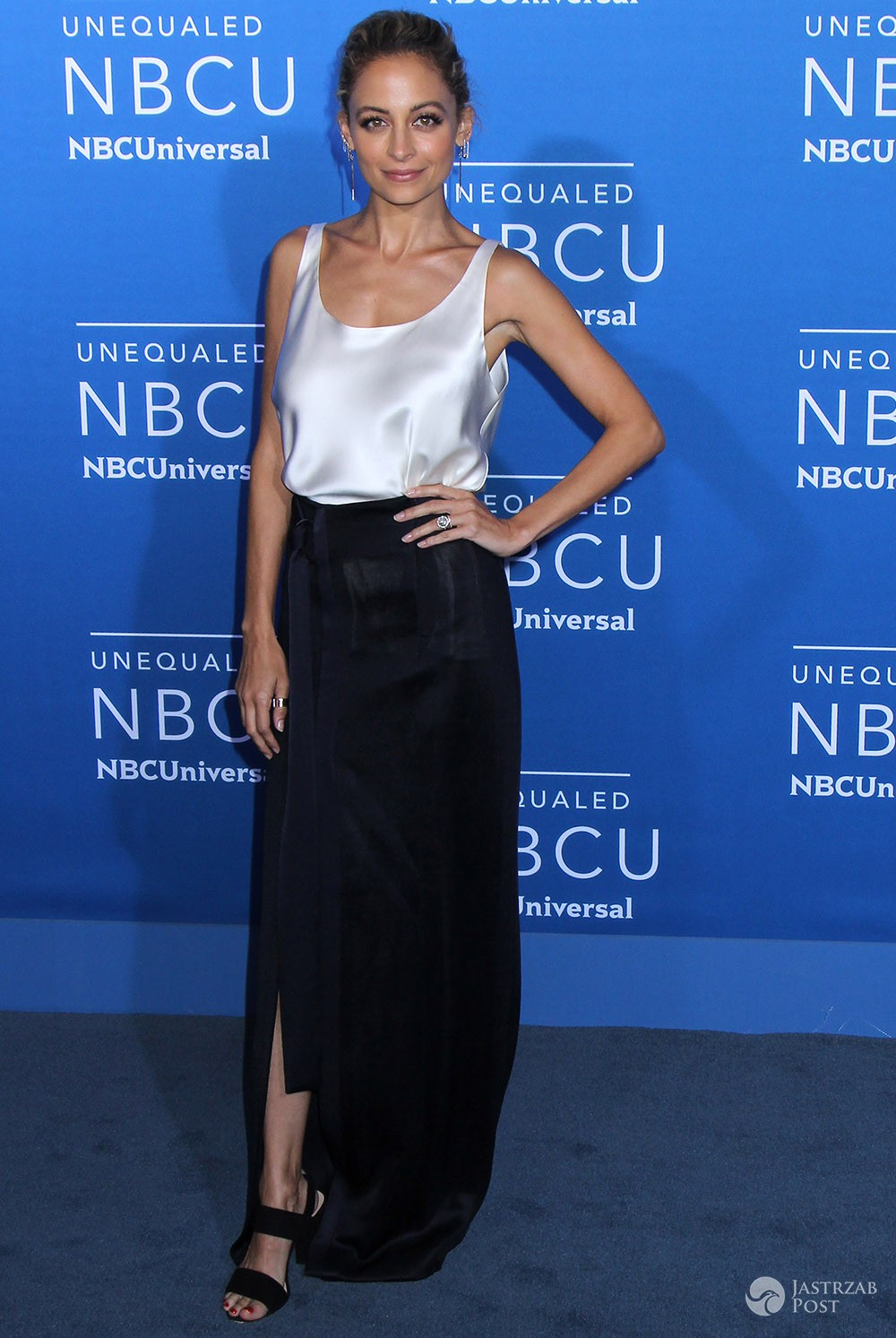 Nicole Richie NBCUniversal 2017 Upfront