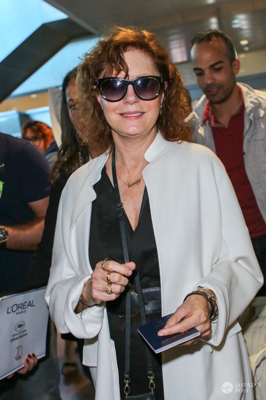 Susan Sarandon w Cannes - 2017