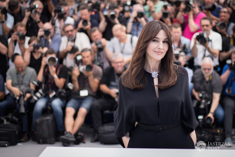 Monica Bellucci Cannes 2017