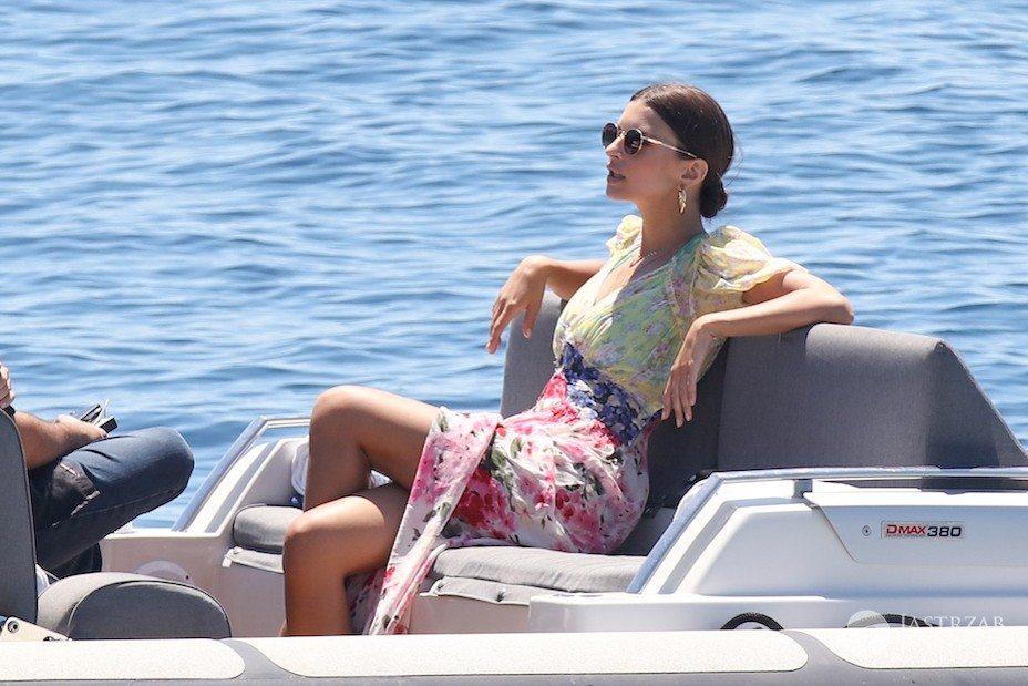 Emily Ratajkowski przed Cannes 2017
