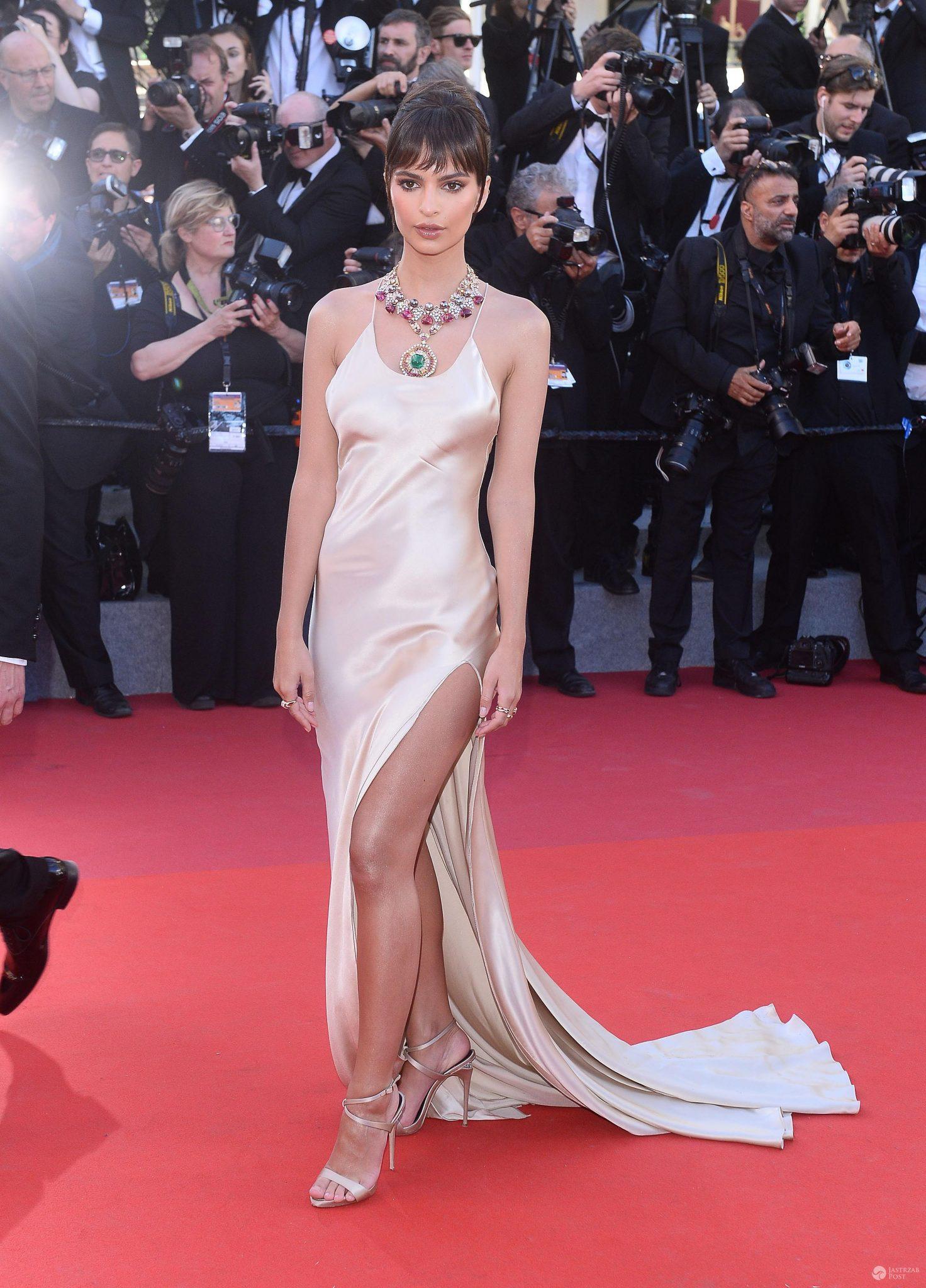 Emily Ratajkowski - Festiwal Filmowy w Cannes 2017