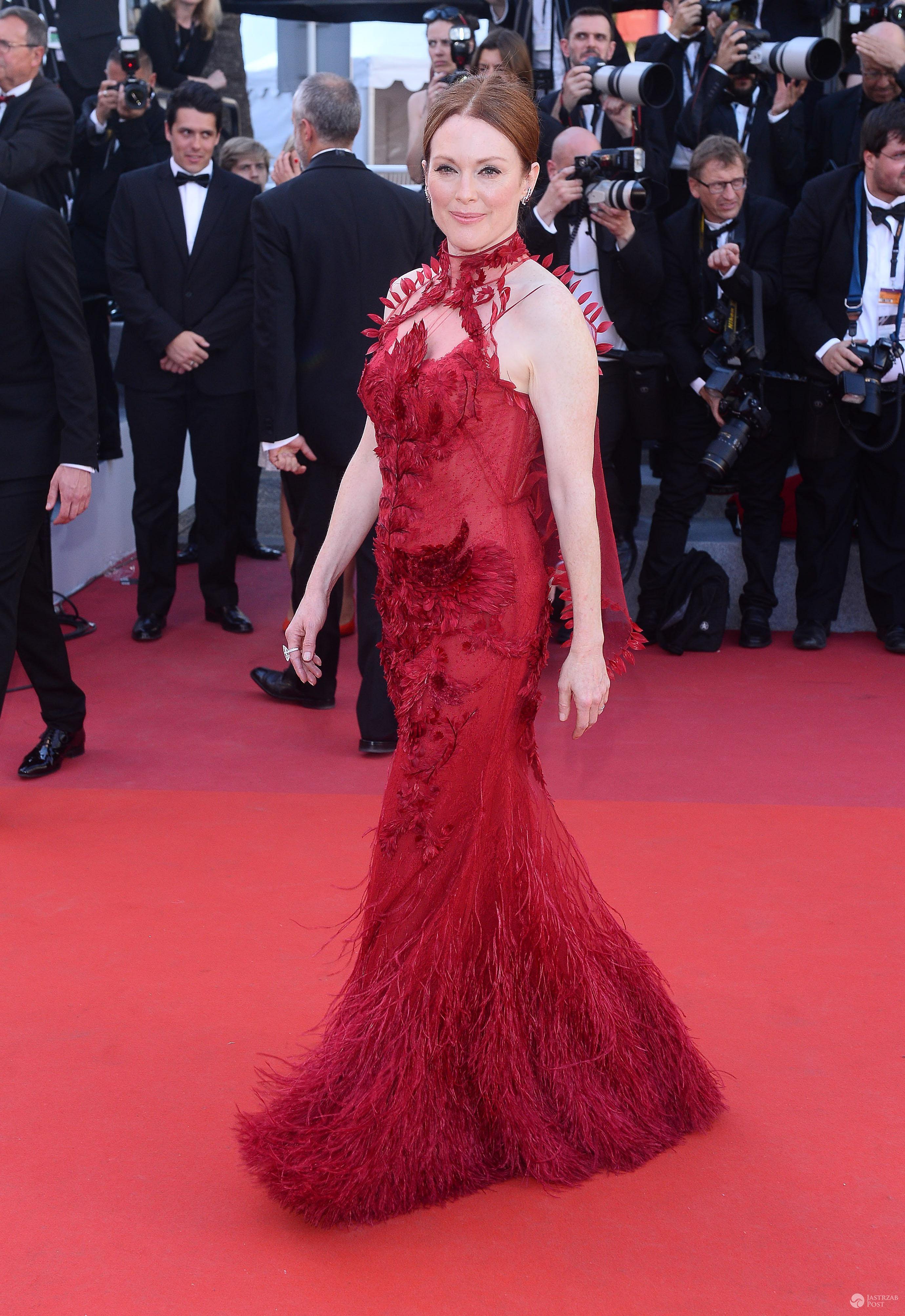 Julianne Moore - Festiwal Filmowy w Cannes 2017