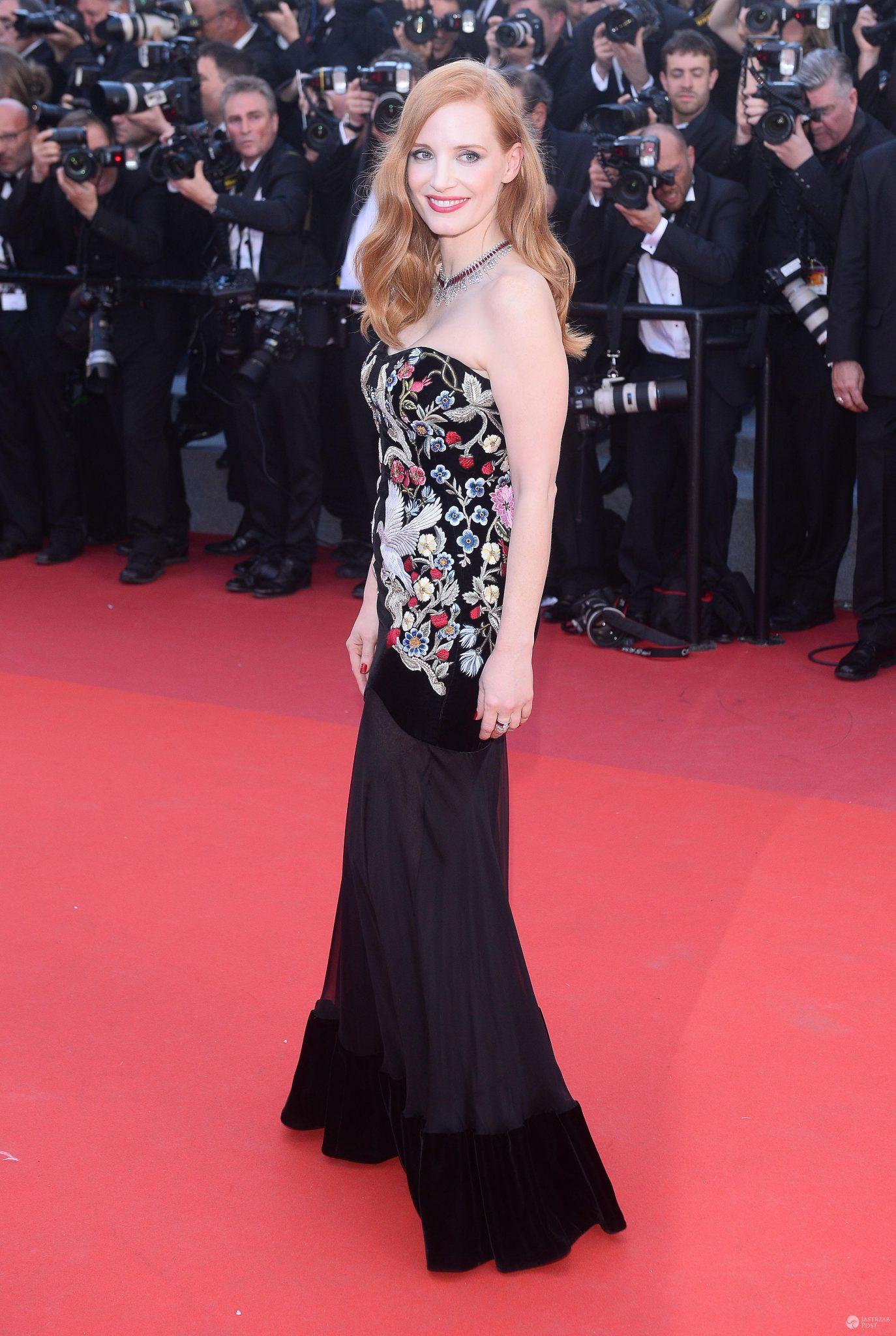 Jessica Chastain - Festiwal Filmowy w Cannes 2017