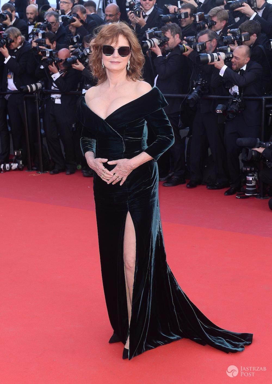Susan Sarandon w Cannes 2017