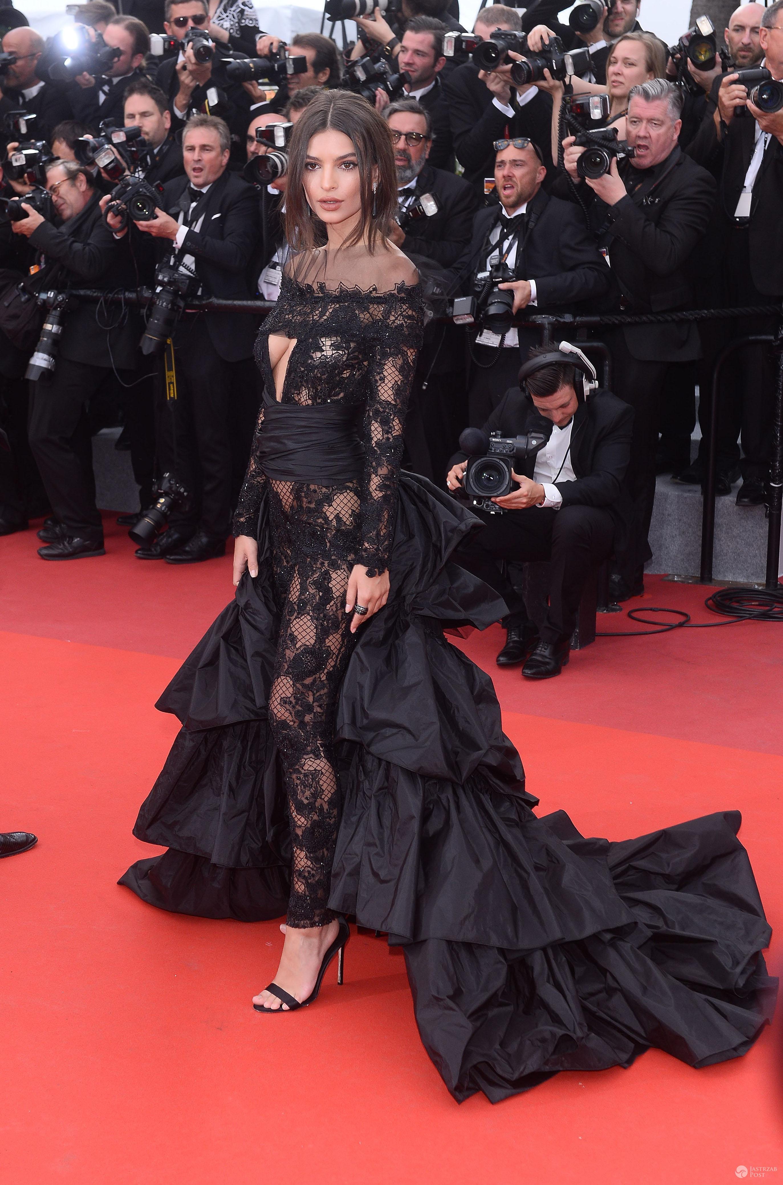 Emily Ratajkowski - Premiera filmu Nelyubov w Cannes 2017
