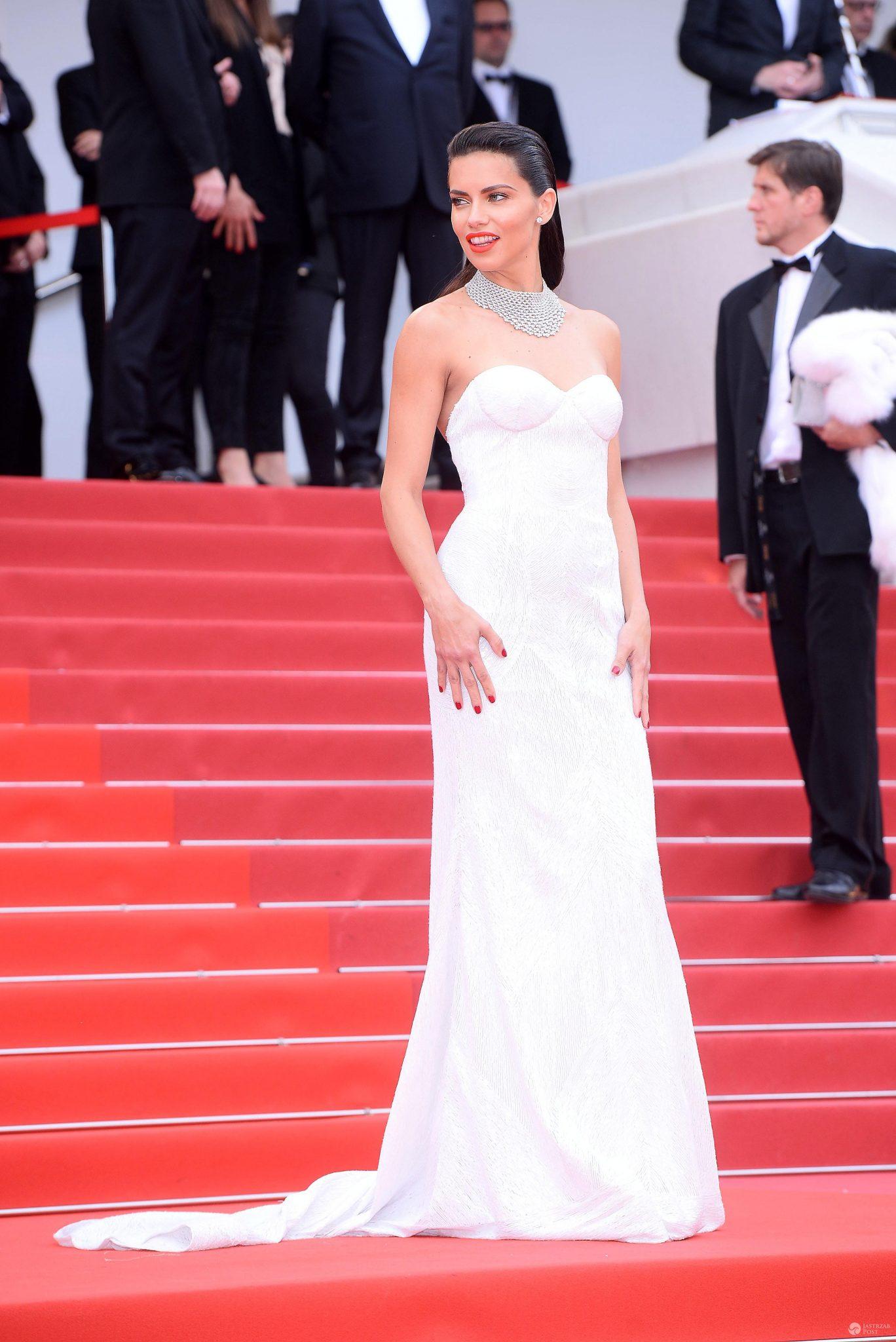 Adriana Lima - Premiera filmu Nelyubov w Cannes 2017