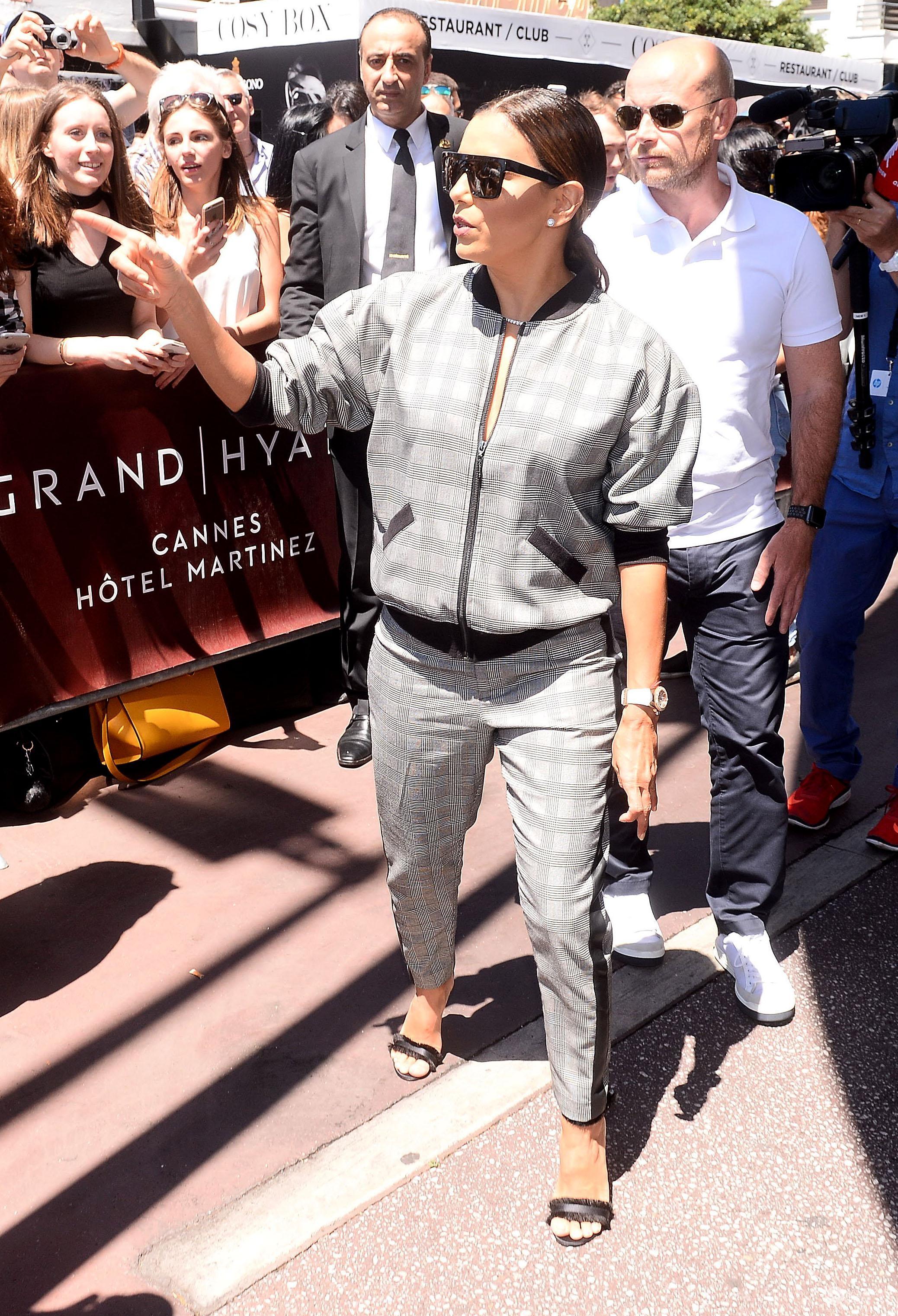 Eva Longoria - Cannes 2017