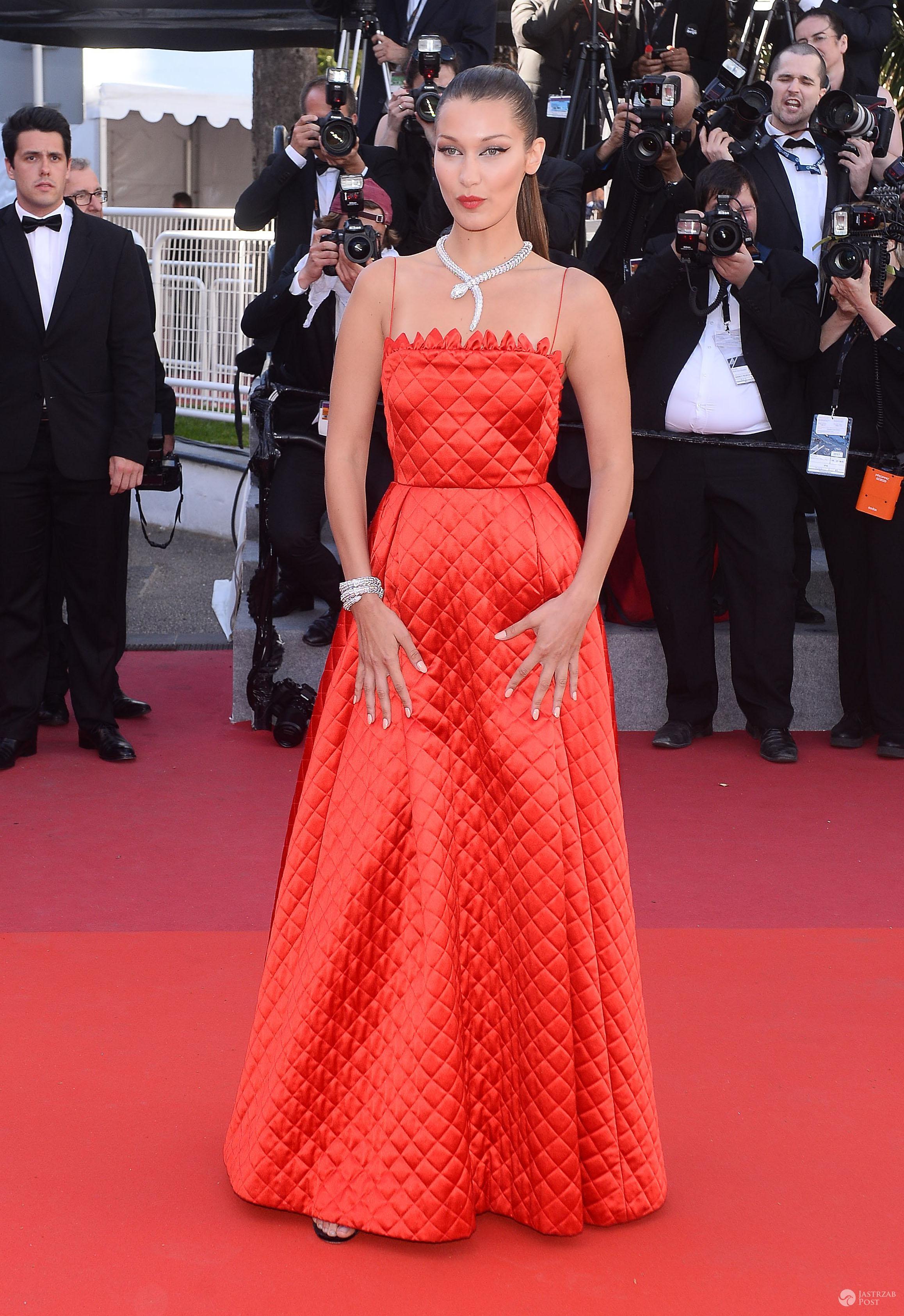 Bella Hadid - Premiera filmu Okja 2017