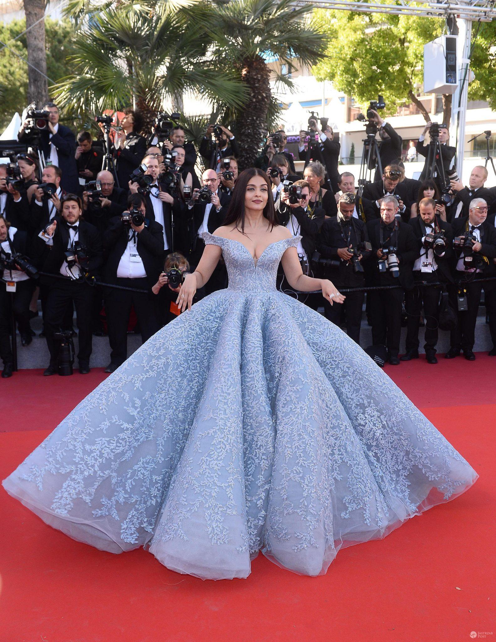 Aishwarya Rai Bachchan - Premiera filmu Okja 2017