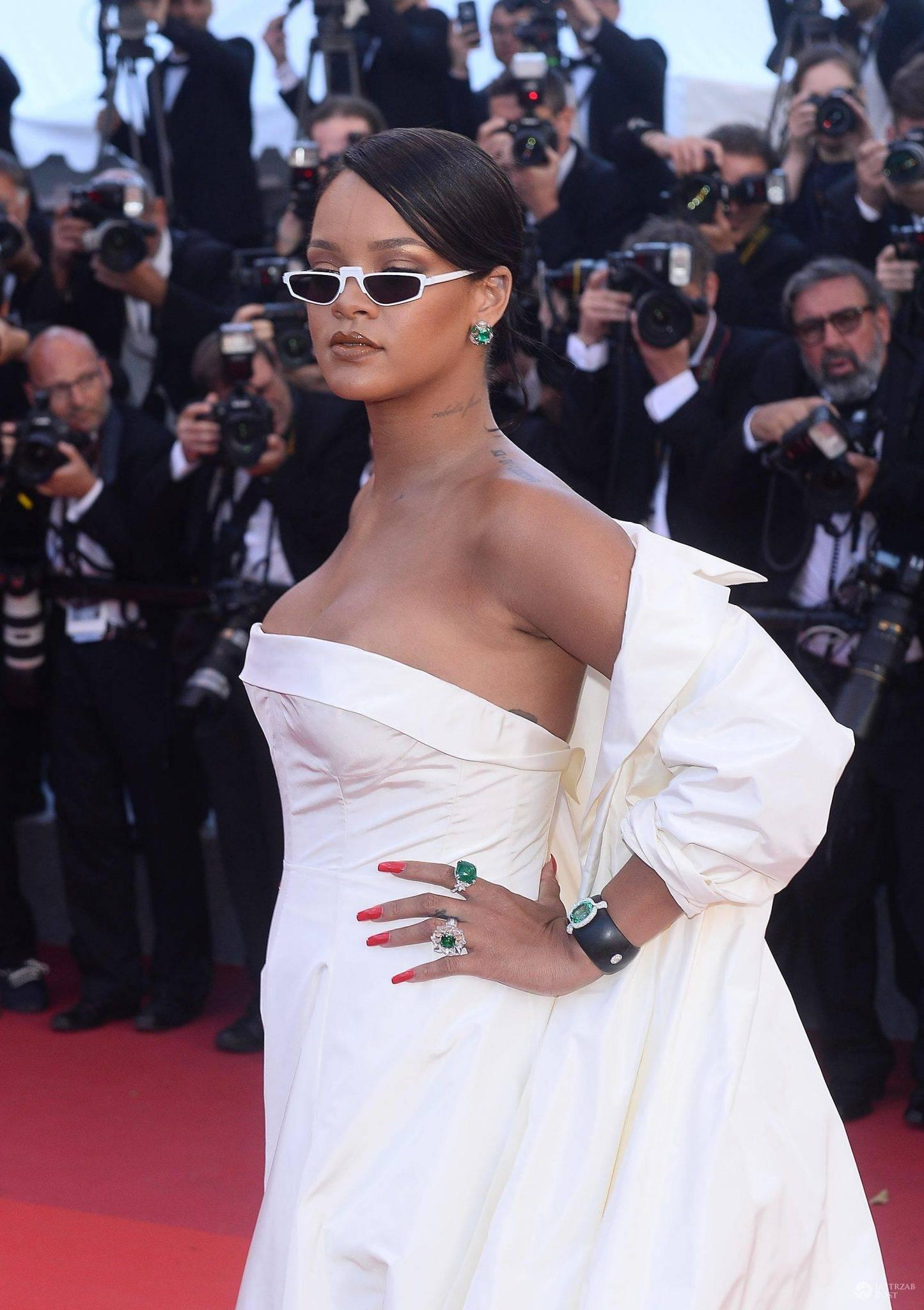 Rihanna w Cannes 2017, Okja
