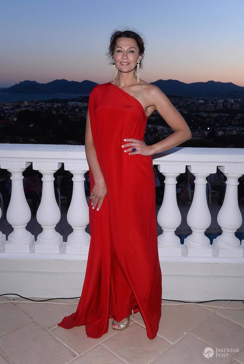 Anna Popek - Cannes 2017, pokaz Doroty Goldpoint