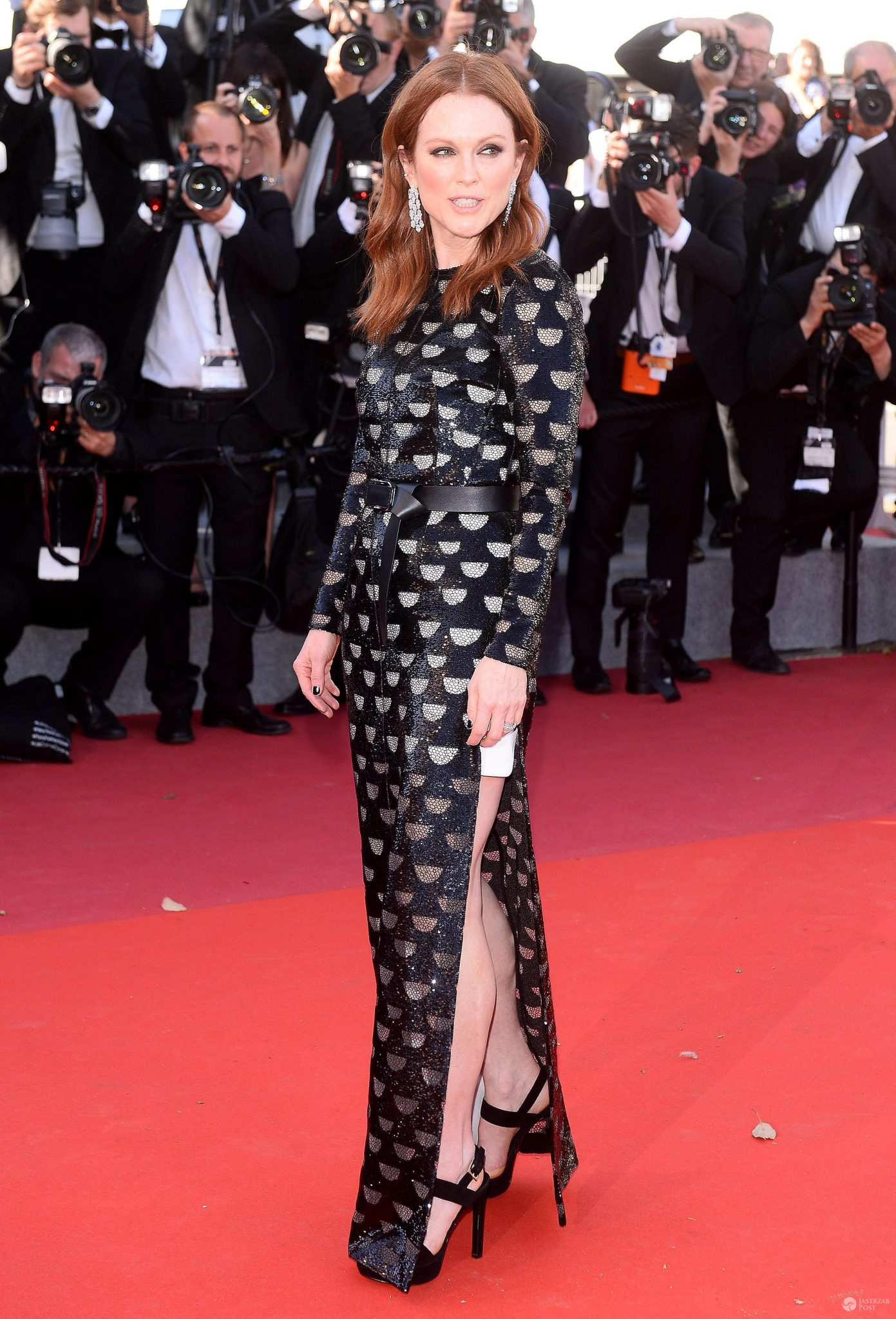 Julianne Moore w Cannes 2017